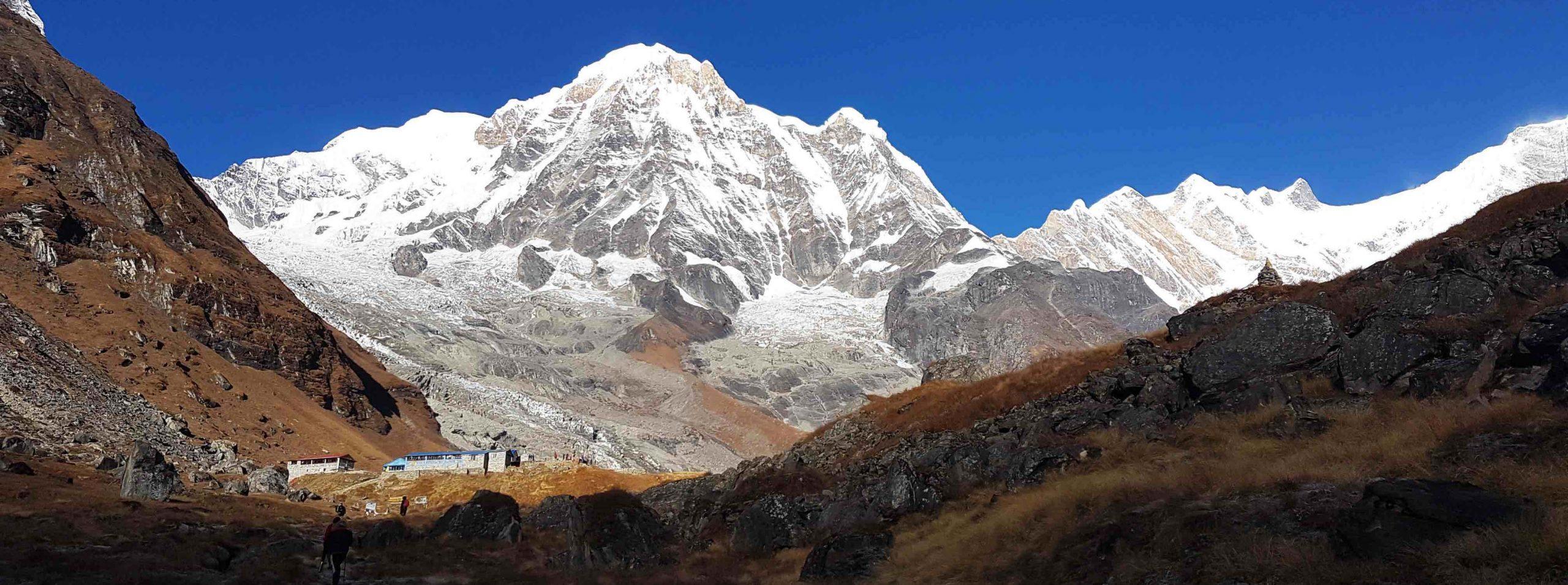header image Annapurna sunrise