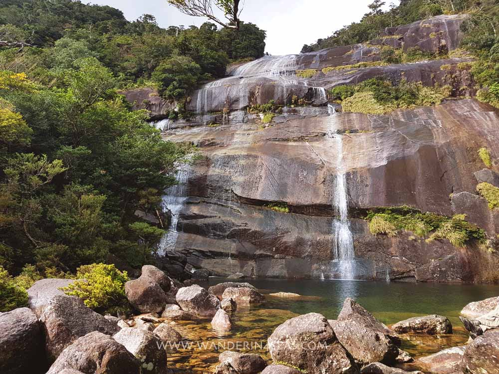 How to visit Yakushima without a guide Day 4 – Janokuchi Waterfall and Onaida Onsen