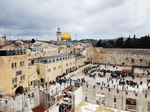 The best places to visit in Jerusalem – part 1