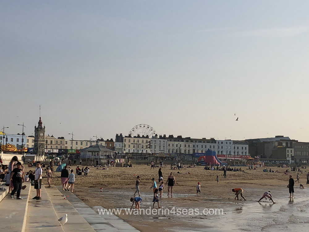Margate seafront