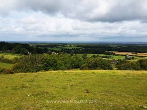 Hassock to Lewes – The South Down Way