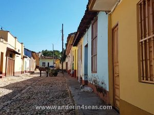 Trinidad –  Cuba's best-preserved colonial town