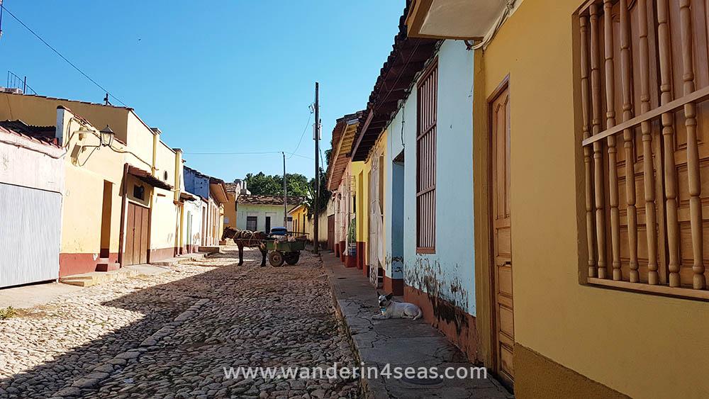 Trinidad's historical centre