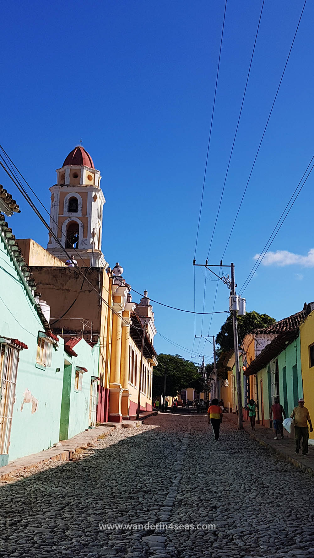 Trinidad historical centre