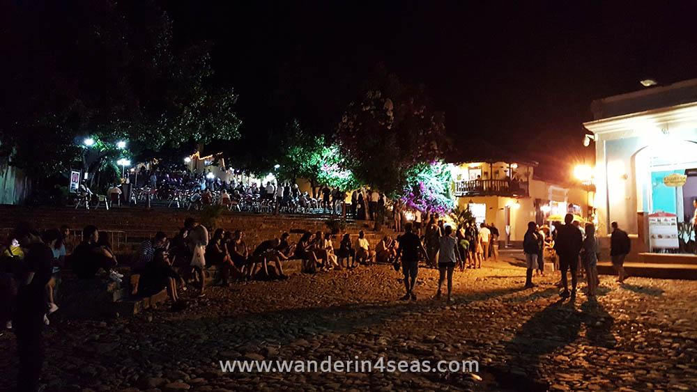 Trinidad's night life