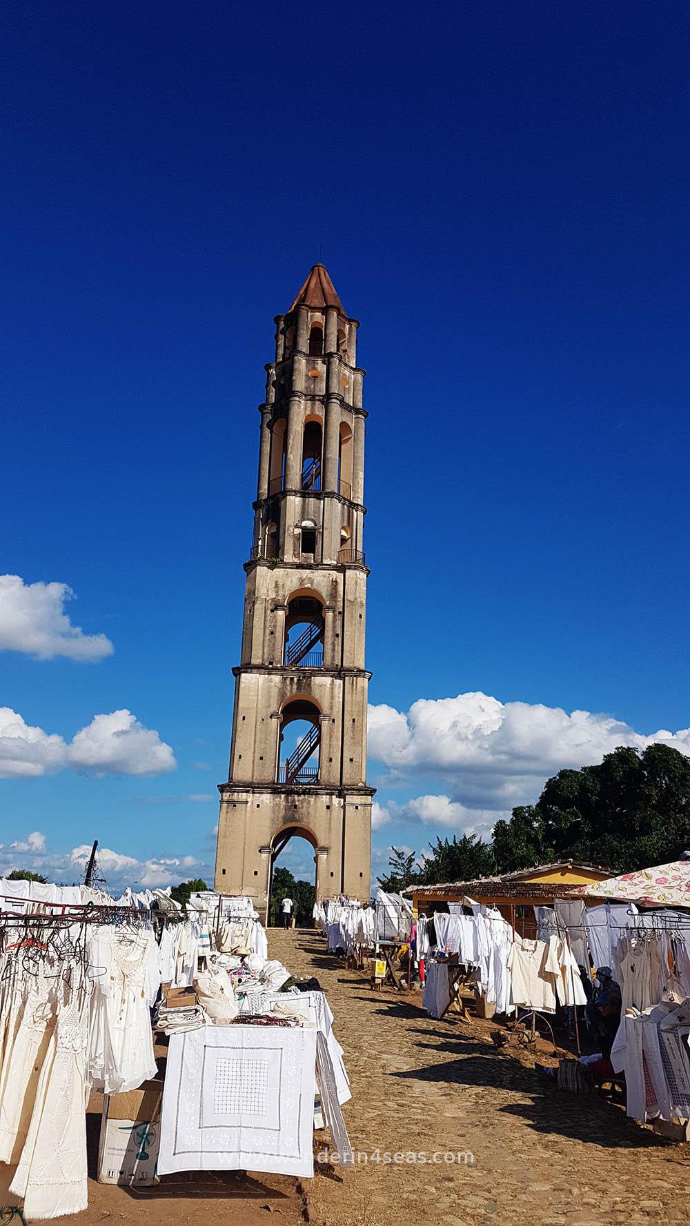 Manaca Iznaga Tower