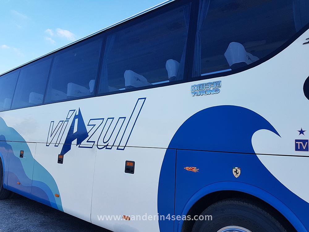 A Viazul bus