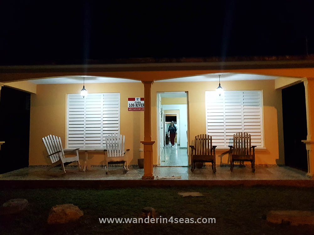 Our casa in Vinales