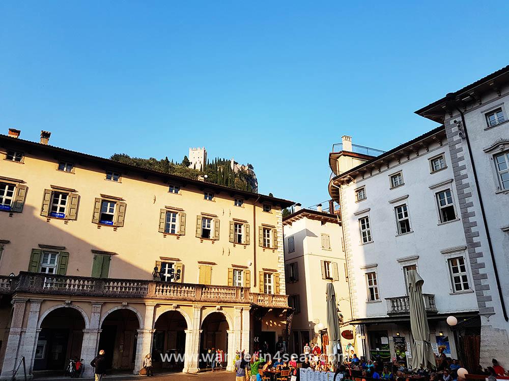 Arco town center