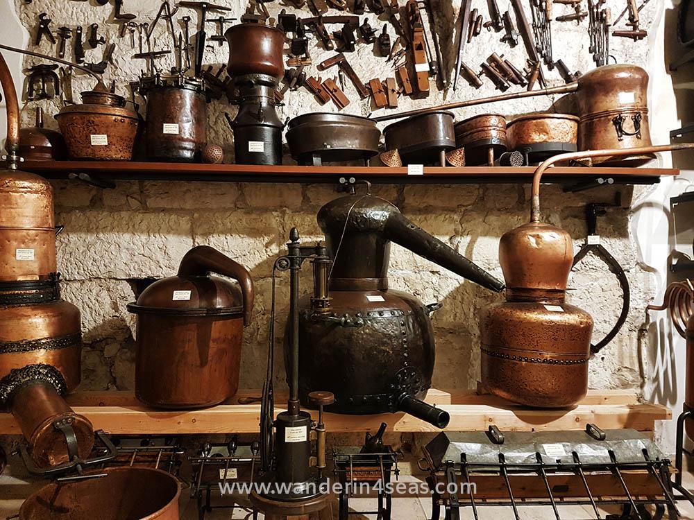 Villa de Varda Grappa distiller