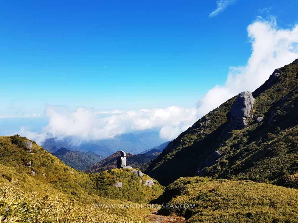 How to visit Yakushima without a guide Day 5- Miyanoura-dake and Hirachi Kaichu Onsen