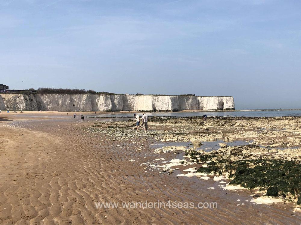 Ramsgate to Margate –  Easy Coastal Walk From London